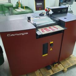 Automatic leather splitting machine Camoga 420L