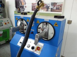 Boots ironing machine Fioretto 78BV