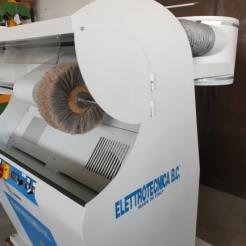 Brushing machine BC Elettrotecnica mod. BC70 2006