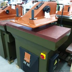 Clicking cutting machine ATOM SE 25