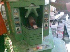 Crimping machine for ready upper Olympic VC-2002