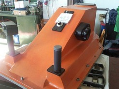 Swing arm cutting machine S125 Atom 25T serial 14687