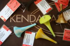 Finishing products Kenda farben for footwear and leather goods