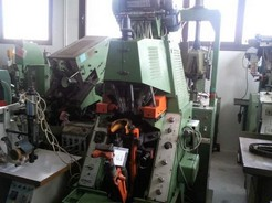 Heel lasting machine Ormac 750 serial 1049