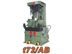 Universal hydraulic sole press Tecno2 T72AB