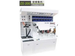 Shoe repair machinery ITA-CIN model ZX200