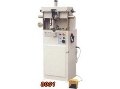 Machine for fixing the insole to the last with adhesive tape Sabal