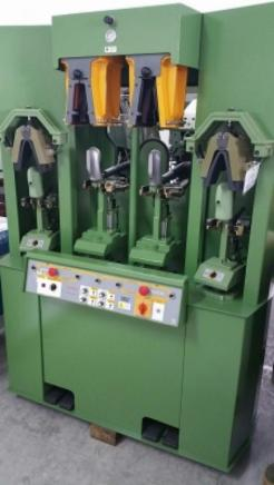 Moulding machine Olympic Compact 2002
