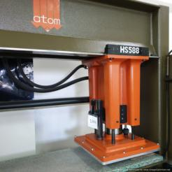 Movable head cutting machine ATOM HS 588