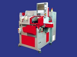 Premilling machine for the border of the soles Comas FNC