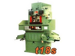 Press for preforming insoles and soles Tecno2 T18S