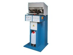 Steaming machine for uppers BC181