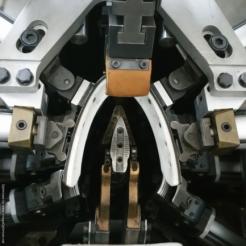 Toe lasting machine Molina Bianchi Sincron Zero