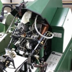 Toe lasting machine Ormac Challenger 840